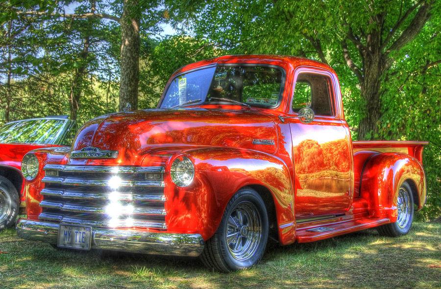 Red Pickup Trucks   www.imgkid.com - The Image Kid Has It!