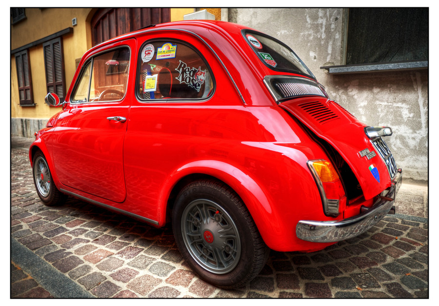 Rosso 500 2