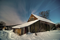 Nightscape_barn_colour
