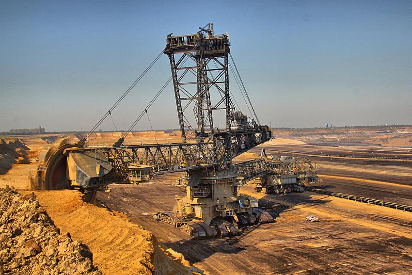 giant excavator - photo #4
