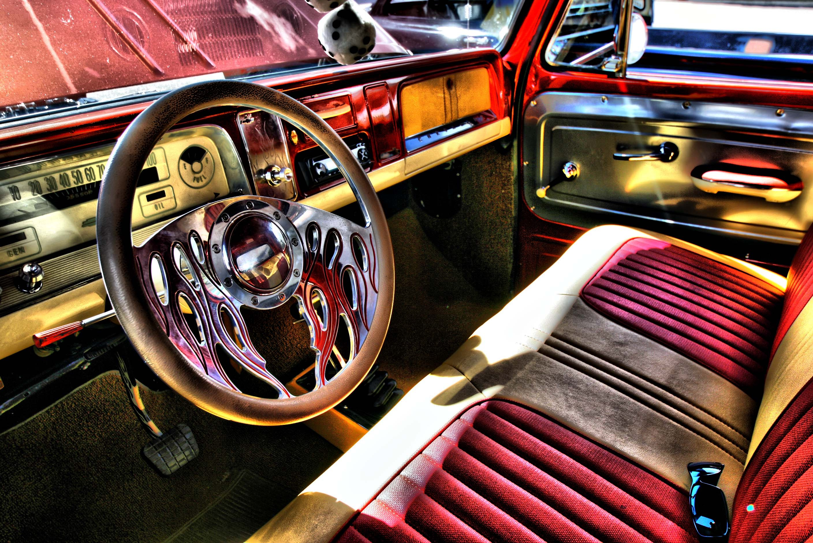 10 Wild Lowrider Car Interiors - The Hog Ring | Auto Upholstery ...