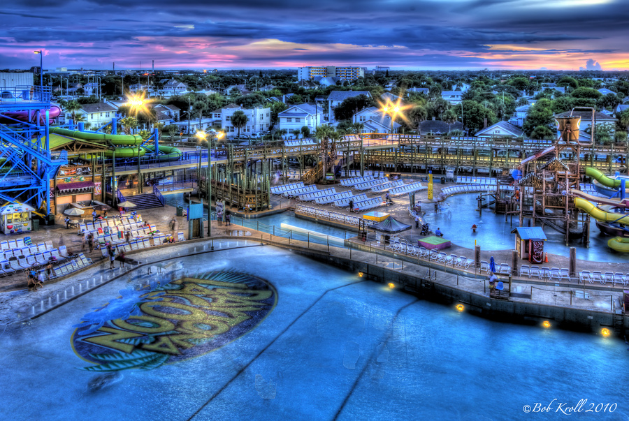 Amusement Parks Daytona Beach Florida