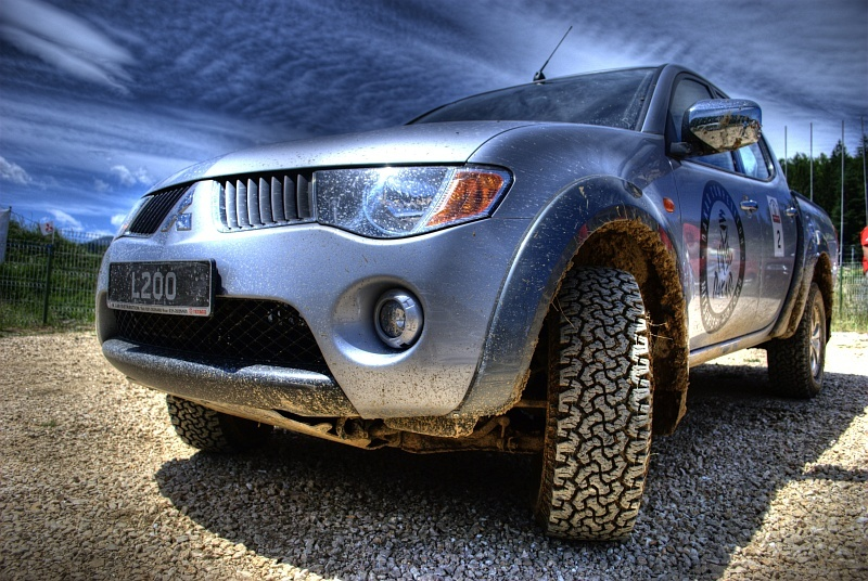 Mitsubishi-adventure-day