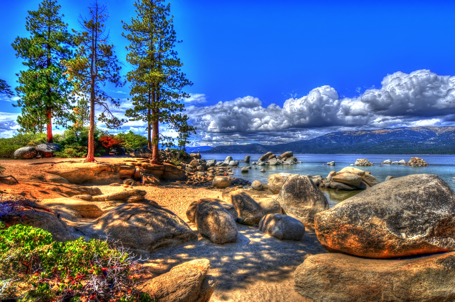 Lake tahoe n 2