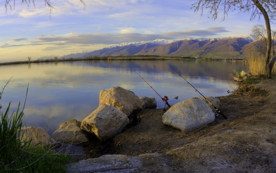 Hopes and dreams fishing reports for Utah ice fishing report