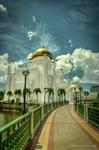 Sultan-omar-ali-saiffudien-mosque