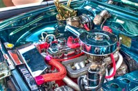Old-chevy-engine