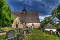 Old-stone-church-in-rym-ttyl-