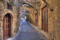 Old-town-in-rhodes