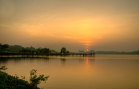 Sunrise-at-lower-seletar-reservoir-