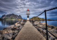 Lighthouse-in-reine