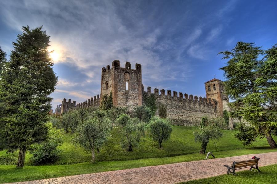 Lazise castle