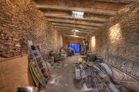 Masia-alzinetta-garage-workshop