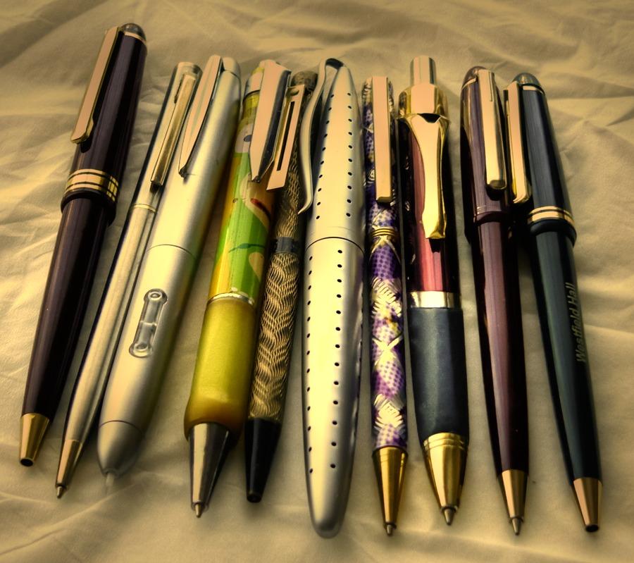 Pick a pen