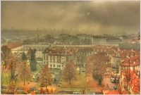 Smog-situation-in-the-capital-city-of-the-czech-basin