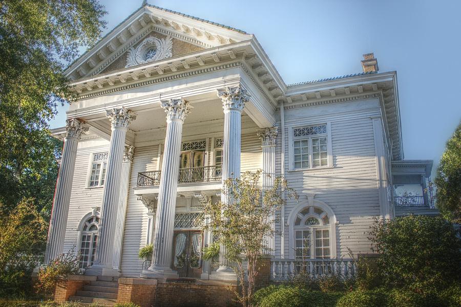 Historic ozark home