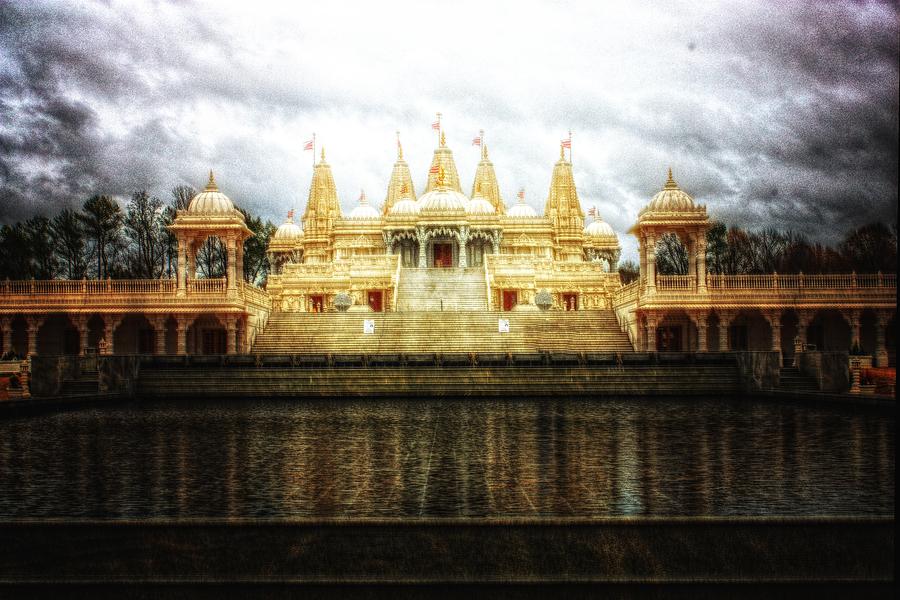Hindu temple atlanta