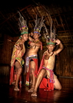 Warriors-of-north-borneo