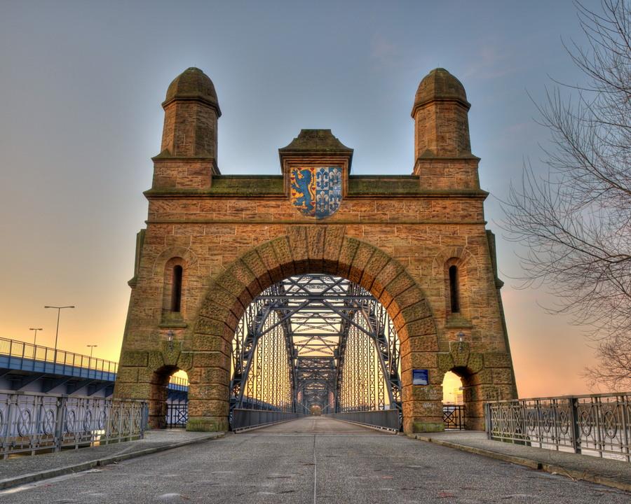 hdr old bridge and - photo #10