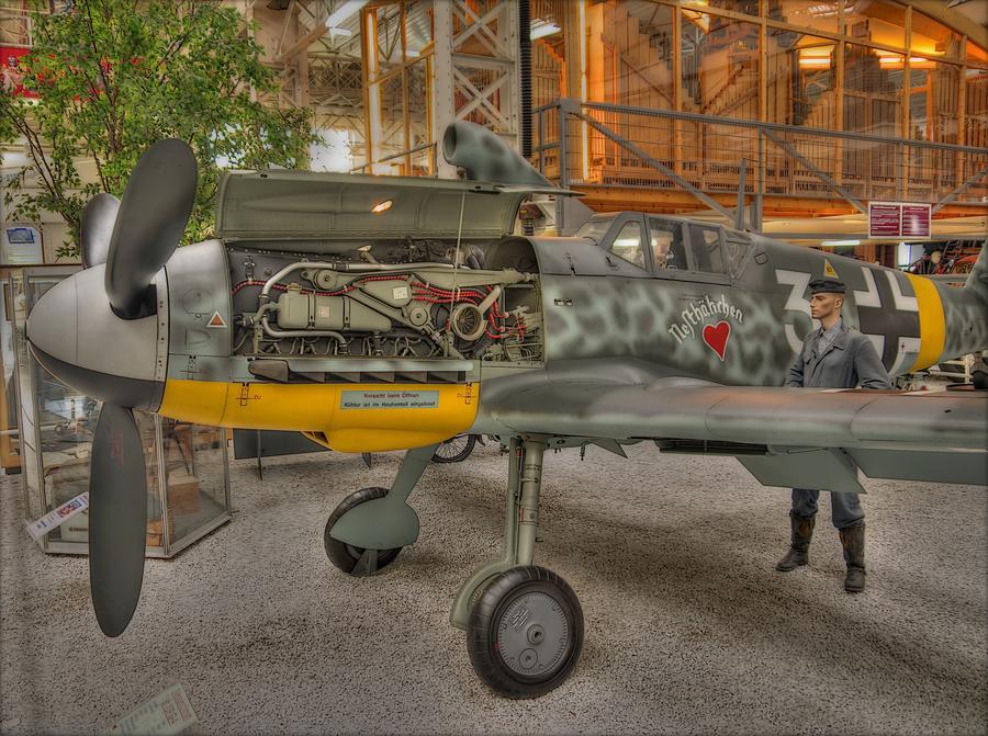 Messerschmitt me 1 9