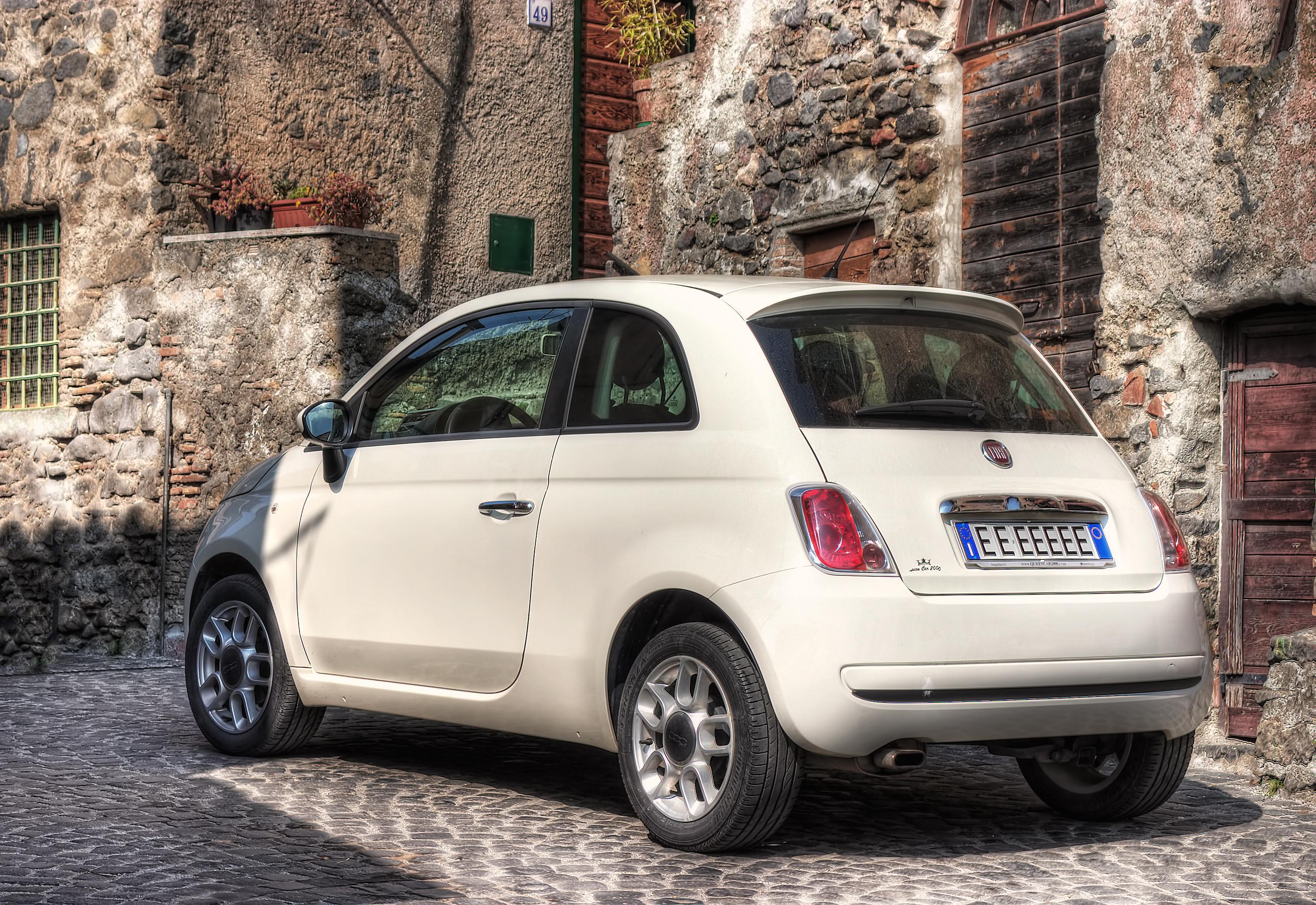 Fiat HDR Creme - Fiat 500 website