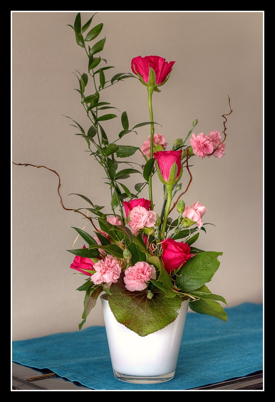 First-try-flower-arrangement