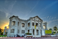 Sunrise-ipoh-city-hall