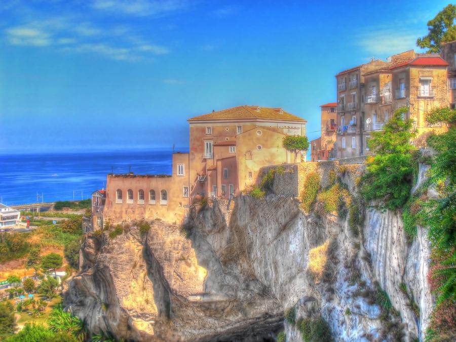 Amantea Italy  city images : ... convent nun