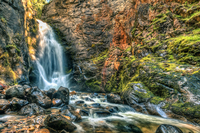 Syringa Waterfall