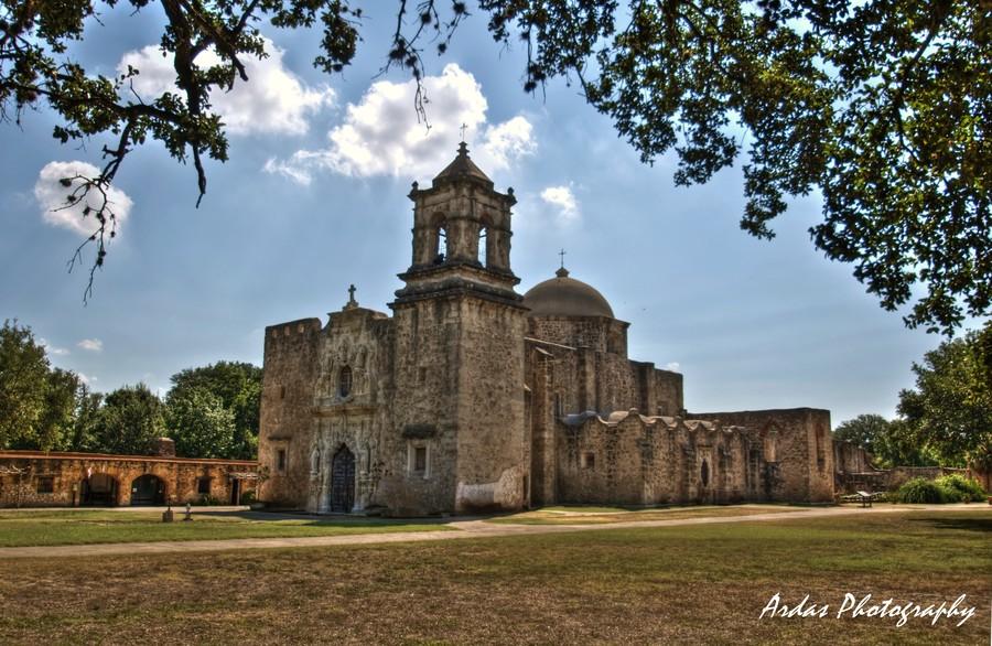 Mission San Jos 233 Y San Miguel De Aguayo Hdr Creme
