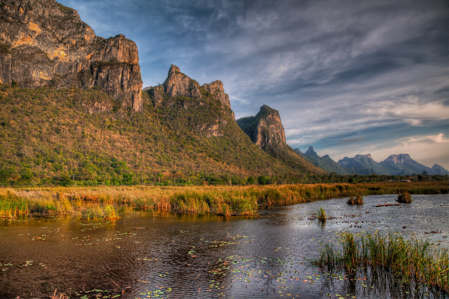 national parks khan park