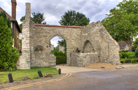 Old-gatehouse