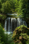 Rastoke-waterfall