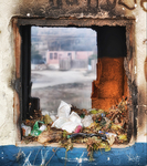 Waste-window