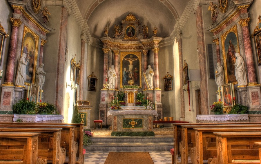 church salzburg austria hd - photo #23