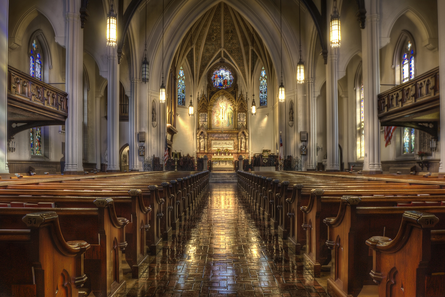 St john s episcopal church detroit