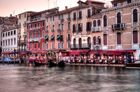 At-the-grand-canal-of-venice