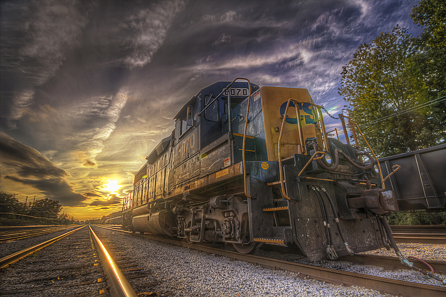 photograph csx train2650 by - photo #45