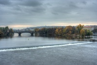 The-vltava-prague-