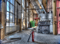 Abandoned-factory-first-floor