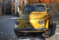 Fiat-5-yellow
