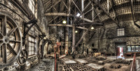 Iron-and-brass-foundry-panorama