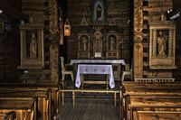Interior-of-wooden-church