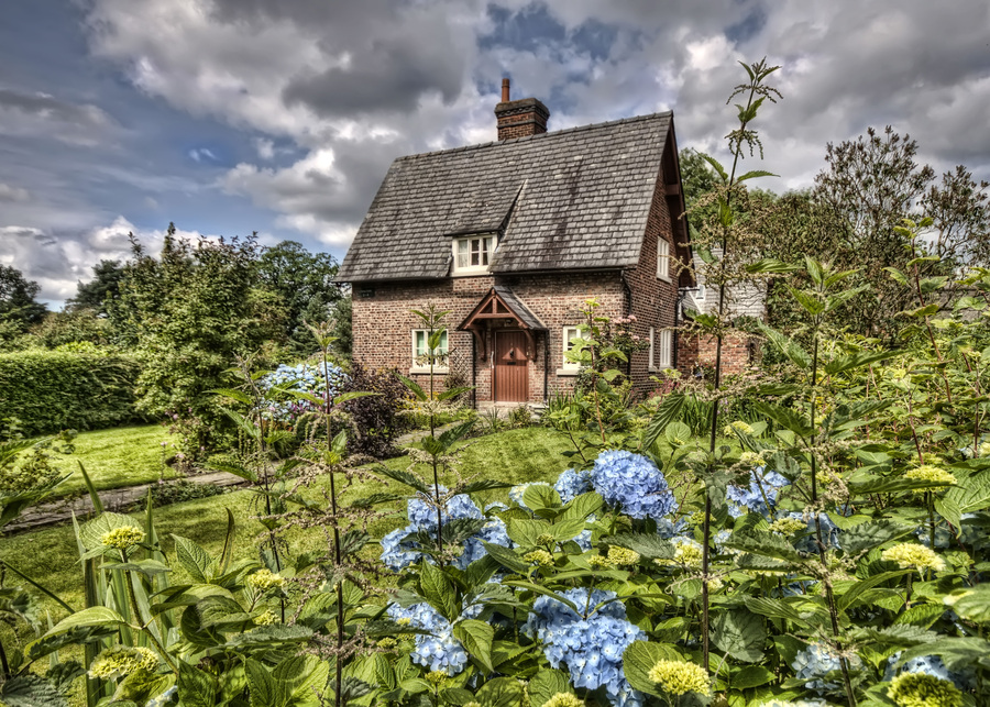 English-country-garden