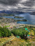 Queesntown-birdseye-view-new-zealand
