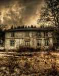 Abandoned-house