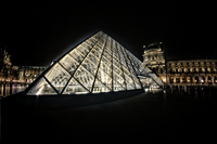 The-louvre-the-city-of-lights