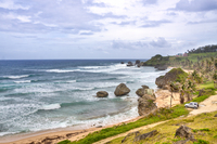 Rugged-coast-of-barbados