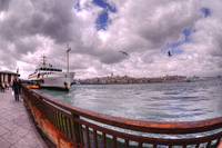 Eminonu-ferry-terminal-sea-of-marmara-turkey