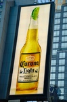 Corona-light-sign-times-square